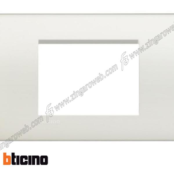 COPRINTERRUTTORE ABS QUADRA PER LIVINGLIGHT BIANCO prodotto da Bticino